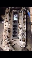 Ford fuel EFI and 351w heads
