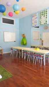 Sunny Studio in Leslieville