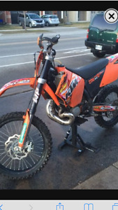 KTM bike for sale - great condition