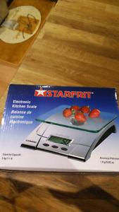 Brand New in Box Digital Kitchen Scale