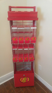 Candy display $150