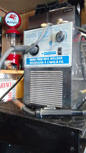 Wire Feed Mig Welder for sale $125