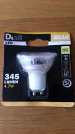 Diall GU10 Bulbs