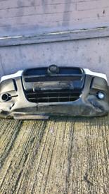 Fiat Doblo front bumper