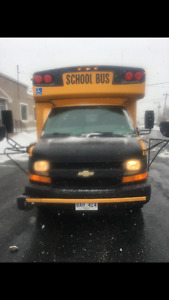 Wheelchair school bus for sale