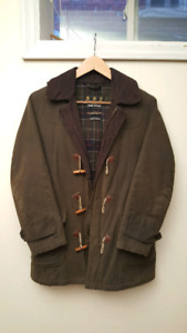 Barbour Kinneff Waxed Cotton Jacket
