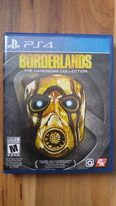 Borderlands The Handsome Collection PS4 excellente condition
