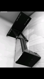 """proper heavy duty tv wall bracket between"""" to 48"""",costs £135 at £35"""