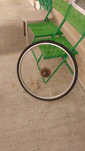 Roue de vélo - Roue libre 27 pouces (free wheel)