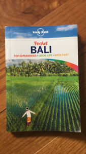 Lonely Planet Pocket Bali 5th edition (newest edition)