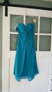 beautiful evening/occasion dress - never worn