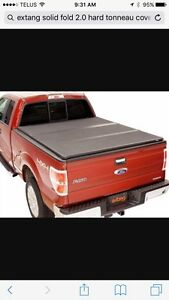 Brand new in box 2.0 extang 6.5 HARD folding tonneau