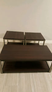3pc coffee table