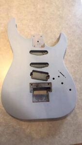 Luthier réparation de Guitare