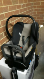 Mountain Buggy / Phil & Teds Baby Capsule Car Seat