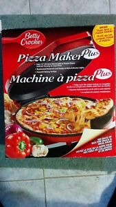 Electric Pizza Maker Plus