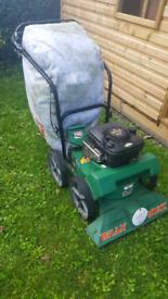 Billy Goat Self Propelled Garden / Litter Vacuum