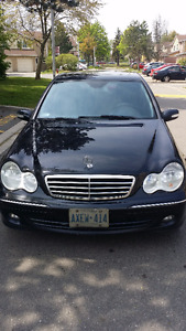 2007 Mercedes-Benz C280-Series Sedan