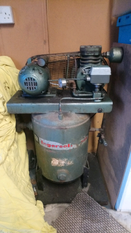 Ingersoll Rand Air Compressor   in Stockton-on-Tees, County Durham   Gumtree