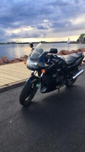 2006 Kawasaki Ninja 500 EX