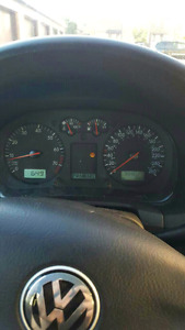 2001 golf 2.0l .this is the car working..km 309025end have safet