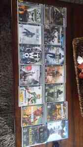 Selling my ps3 games!!