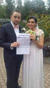 Wedding Minister/Officiant and Celebrant--Ordained and License Peterborough Peterborough Area image 2
