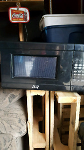 Good condition working microwave