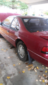 92 Ford Tbird