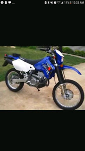 Wanted drz 400 or similar