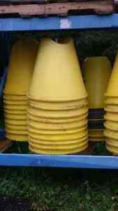 Plastic Pipe Stands