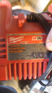 Milwaukee M18 charger