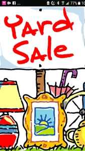 3 family yard sale  SATURDAY Oct  20th &SUNDAY 21 ,, 9-4