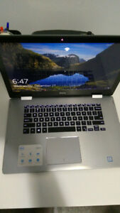 Dell Inspiron 7000 2in1, 512 SSD, 16GB RAM, Core i7 7th