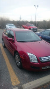 2007 Ford Fusion with LOW MILLAGE for Sale