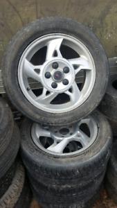 """16"""" Pontiac Grand am gt wheels"""