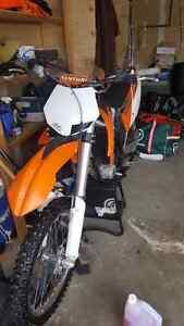 2012 KTM 350 SX-F