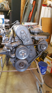 2.3l omc cobra i/o engine and drive complete assembly