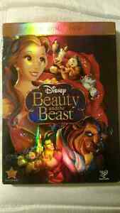Disney Beauty and the Beast DVD Great Condition
