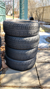 225/60 17 Uniroyal All Season Tires for sale