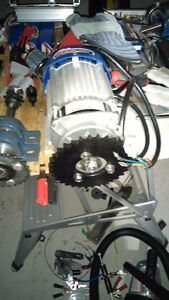 Electric Conversion Kit For Sale 60V/2500Watts