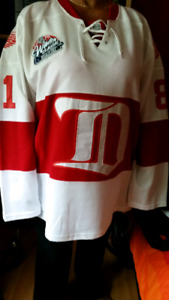DETROIT RED WING - WINTER CLASSIC SIZE 52 HOSSA
