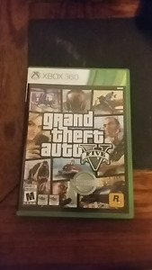 Selling gta 5 for xbox 360