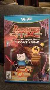 Adventure Time explore the Dungeon Because I don't know !