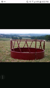 Wanted: Round bale feeders