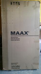 Maax / Mistelite Glass Bypass Shower Door