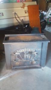 Harrowsmith fireplace insert