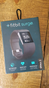 FITBIT SURGE GENTLY USED