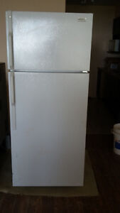 Innovation Sale-Refrigerator and Stoven