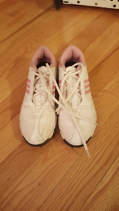 Adidas Golf Shoes for Kids (Girls) in Size US 4